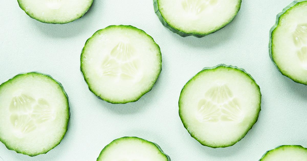 フルーツを食べる人 vol.11 キュウリ